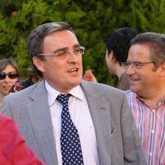 Inauguració plaça de Sant Llorenç 3-07-2009
