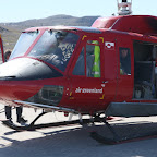 National airline of Greenland operates mostly helicopters