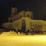 3:54 - na náměstí F. X. Svobody v Mníšku si čteme předposlední pokyny