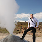 A little volcano or big me?
