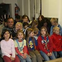 2009 11 13 WiWö Bewirtung der Jahreshauptversammlung in Zeislmauer