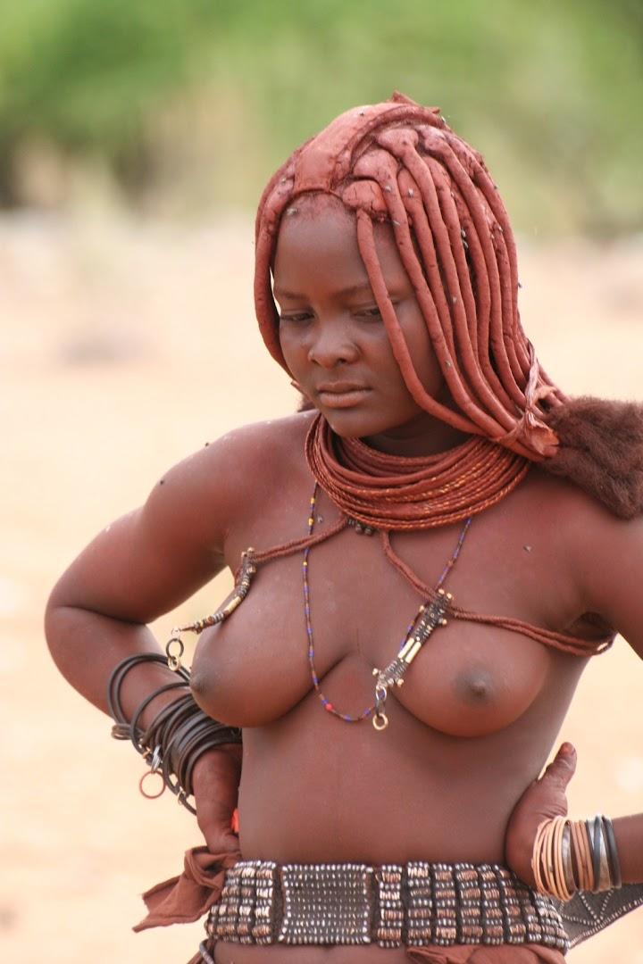 Young Himba
