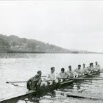 Rowing Club Eights crew at Cork Regatta