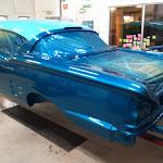 Chevrolet Impala 1958 pågående prosjekt
