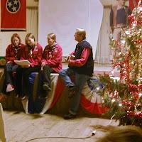 2001 12 13 Weihnachstfeier 2001