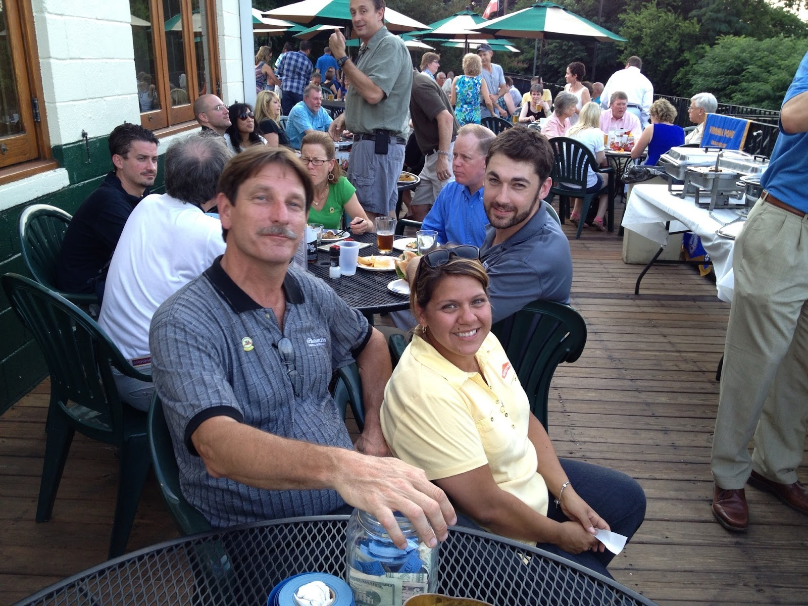2013 July Social at Legend Brewing Company