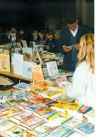 Fête du Livre Drôle 21 Expos de Livres 1995 Cossé