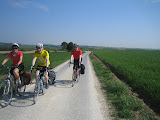 Leaving the Somme valley  (by Gail)