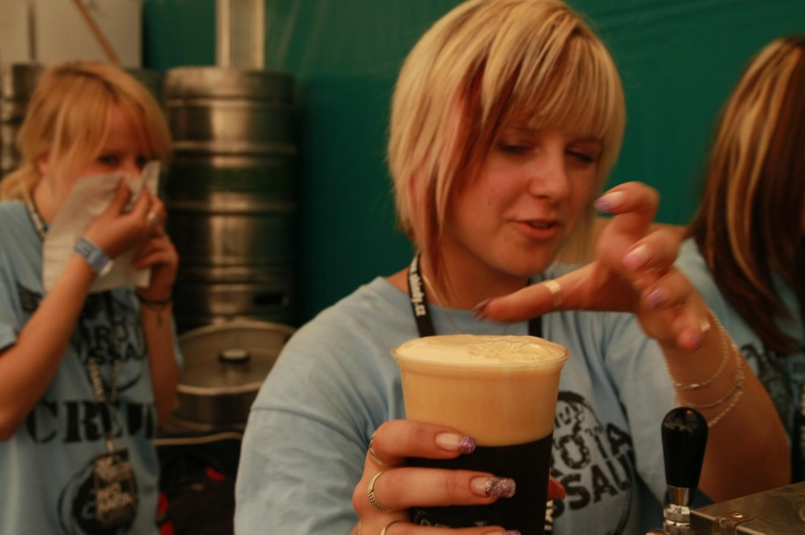 Edno pivo, prosím!