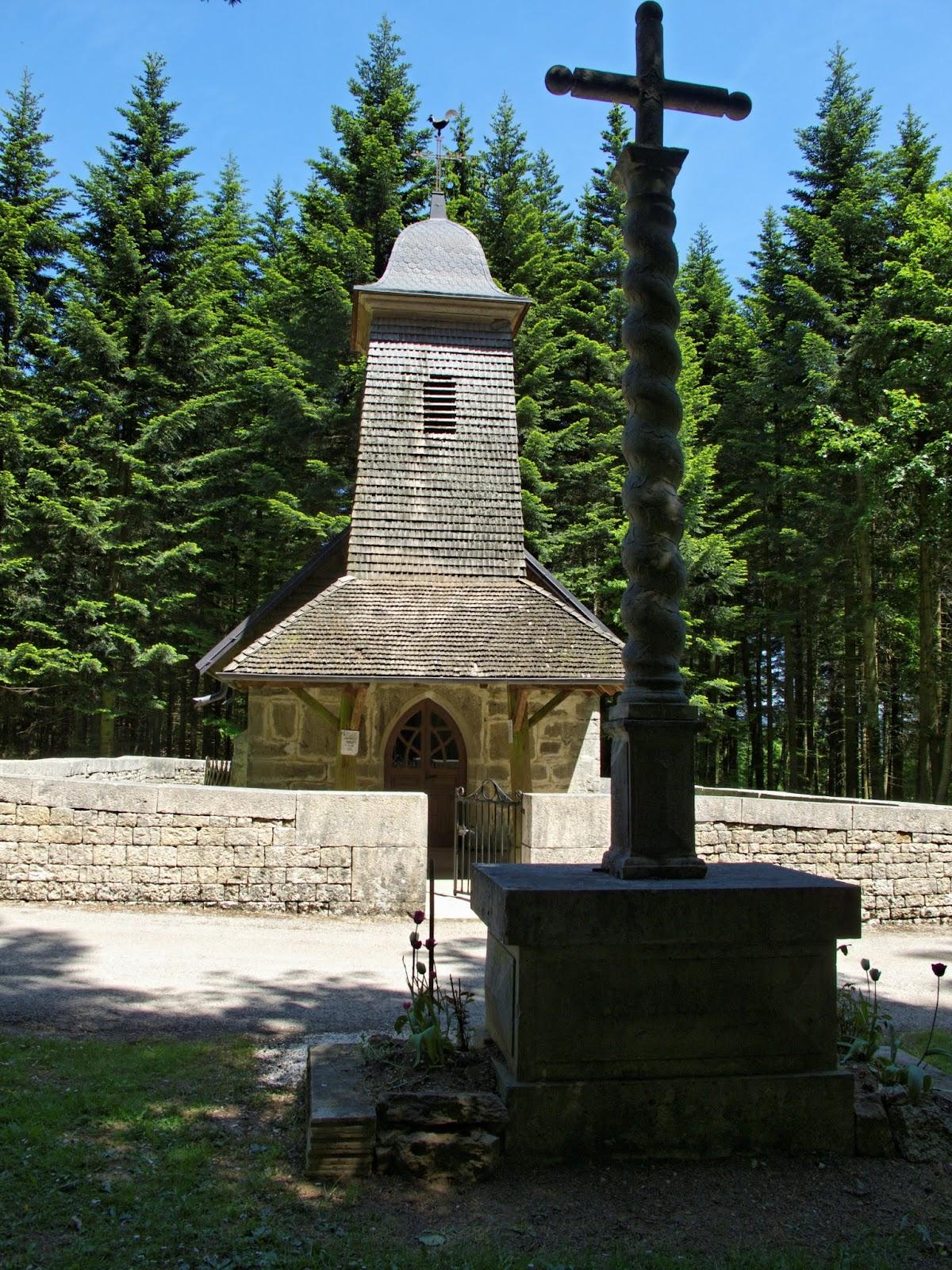 Chapelle d'Urtière