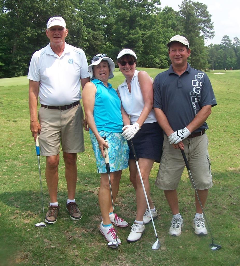 2015 Spring Charity Golf