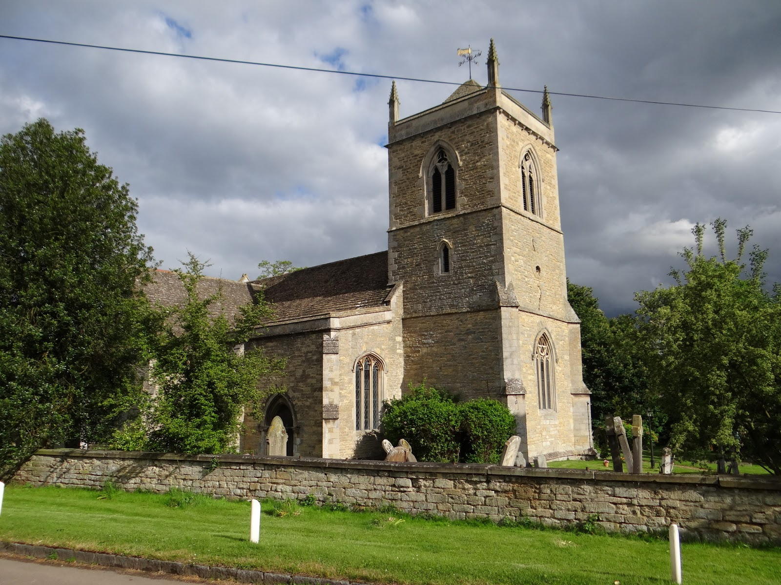 Sudborough Church