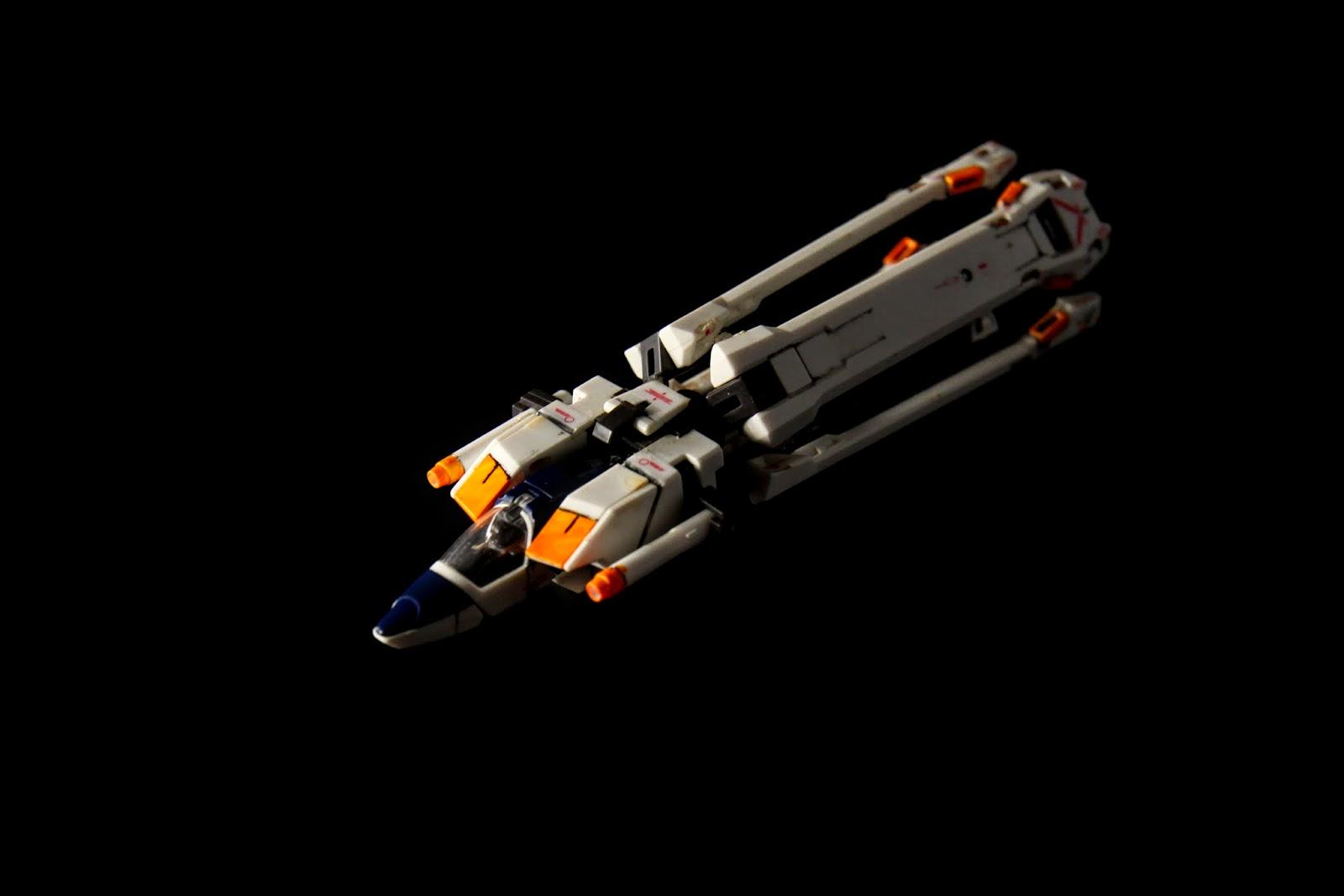 Core Fighter, 承襲自RX-78開始的核心戰機