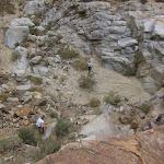 Circumventing the dry waterfall