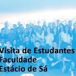 Visita de Estudantes - Faculdade Estácio de Sá