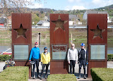 Monument to the Schengen agreement