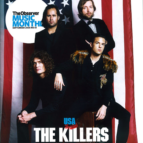 2008-09 The Observer Music Monthly - Copertina