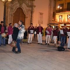 Concert gralles a la Plaça Sant Francesc 8-03-14