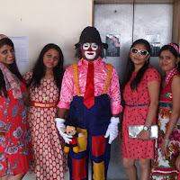 Bollywood/Retro Day Event - Nov 2015