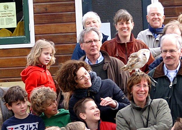 Opening Speeltuin en Roofvogelshow 17 maart 2007 - Nr_034