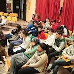 conferenza sul tema della Mafia a Prestino