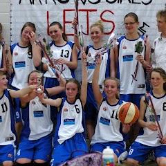 Kampioenswedstrijd Meisjes U 1416