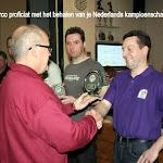 Marco Caris Nederlands kampioen beugelen 26-2-2012