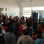 Kulusuk airports gets very busy several times a day