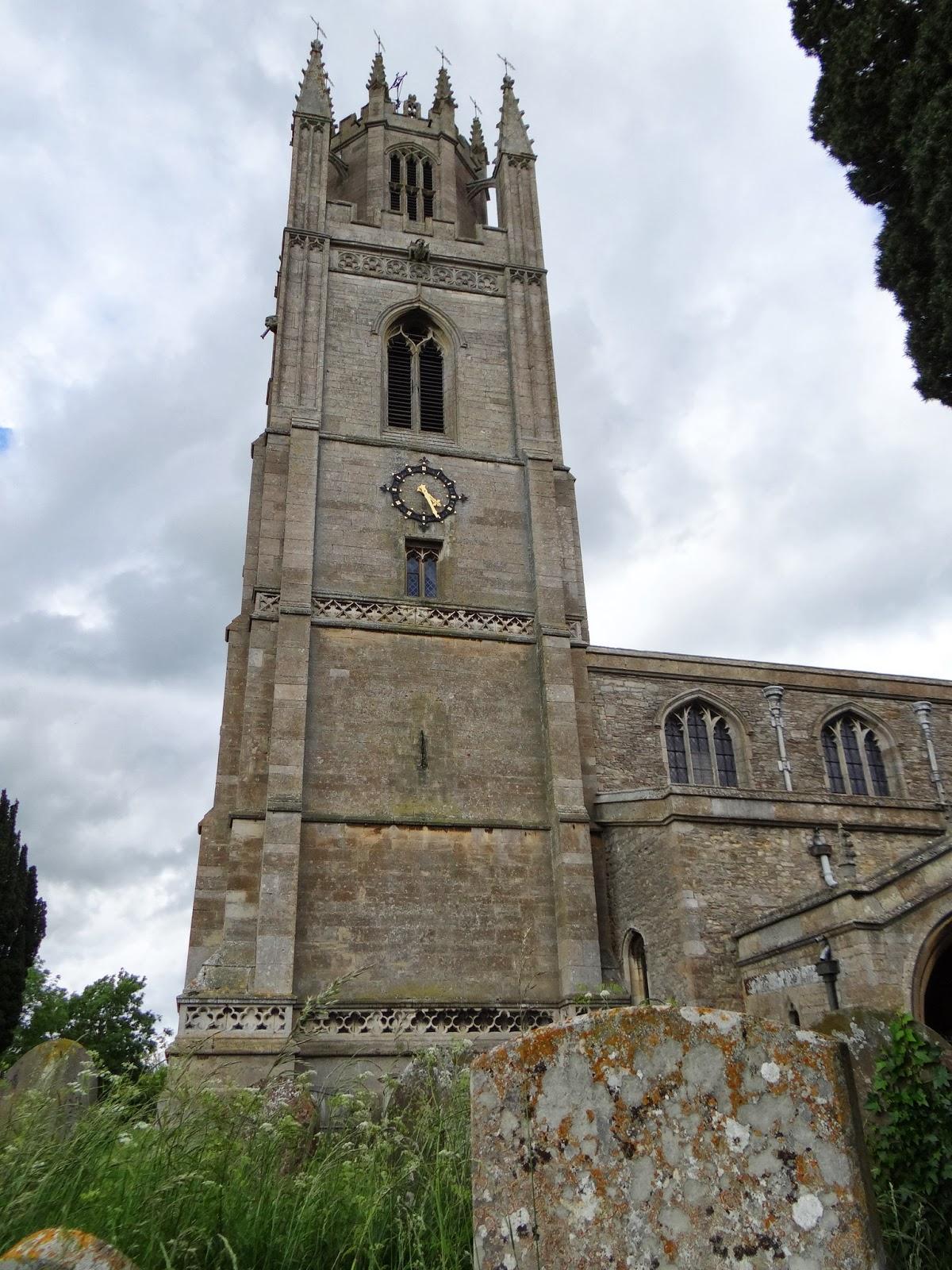 Lowick Church Tower