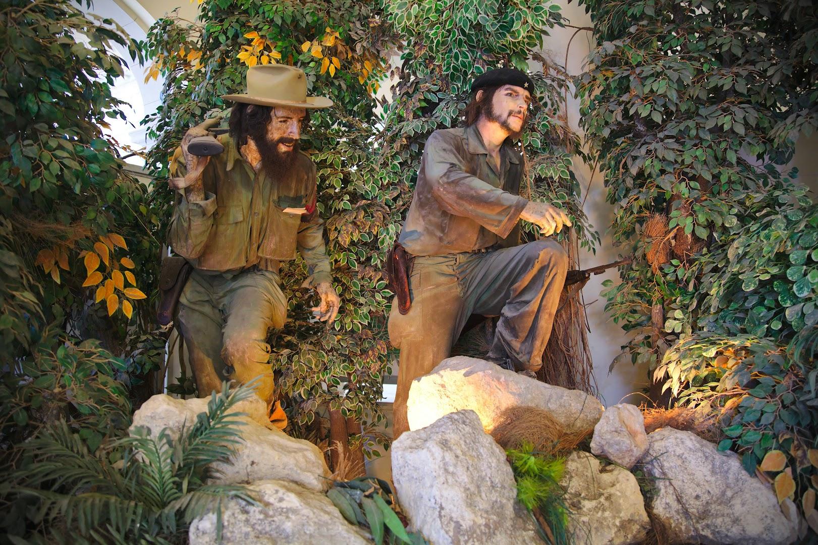Che with Camilo