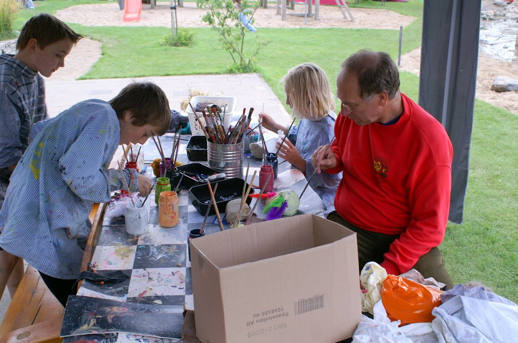 Kampeerweekend 2007 - PICT2940