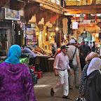 Bazaar of Fes Medina