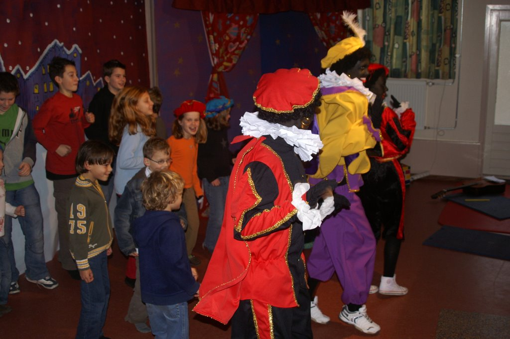 SinterKlaas 2006 - PICT1527