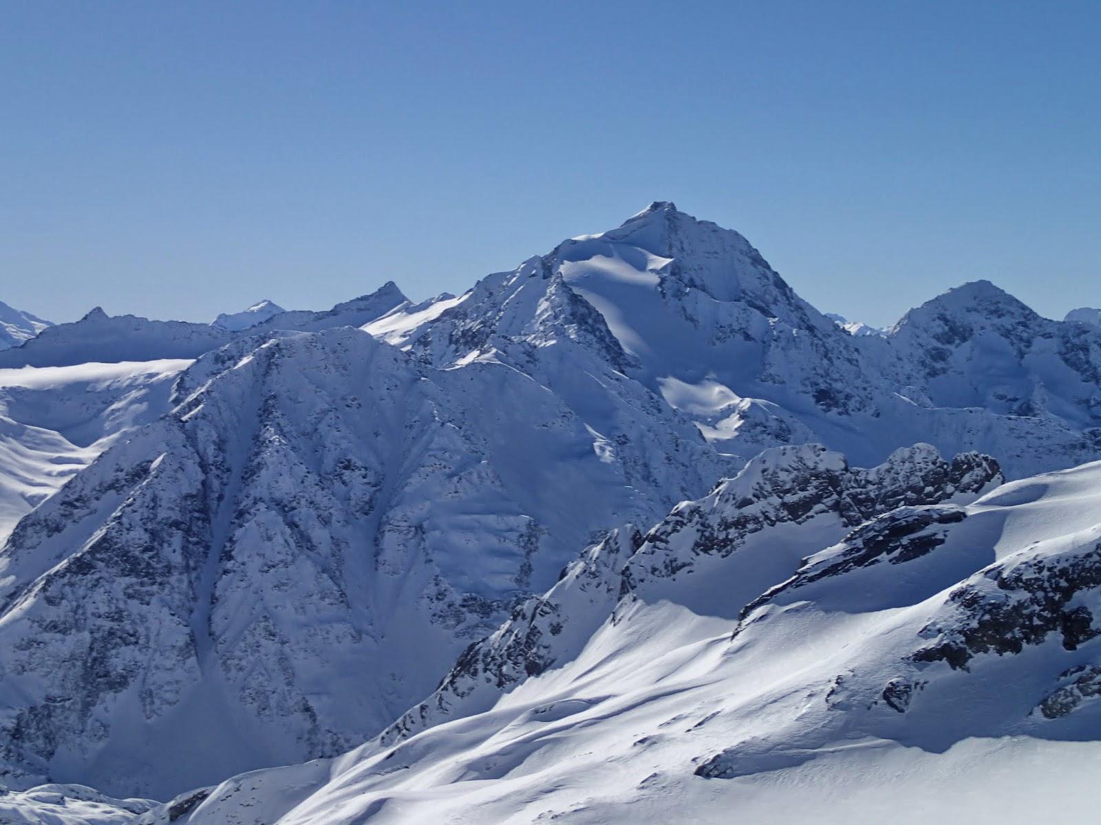 Skitour Sattelhoren - Chli Ruchen