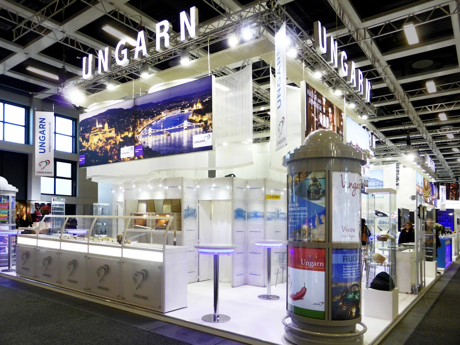 ITB Berlin, Magyar stand - 2015