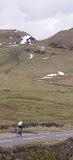 John Aizlewood embarks of the ascent of Mam Tor