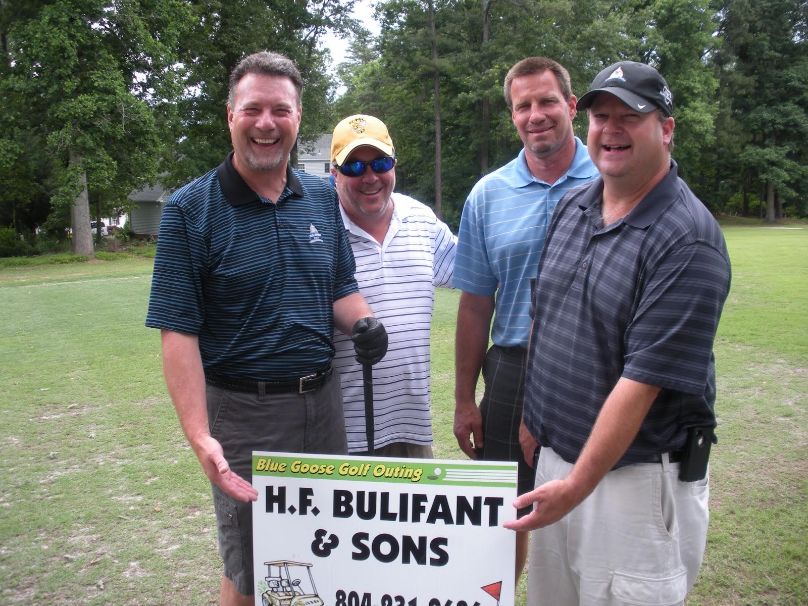 Charity Golf Tournament June 2013