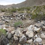Second rock shelter