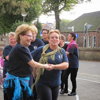 Dansparels in Rijnsburg 13-9-2014