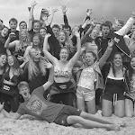 Sportdag zesdes aan zee (10/05/16)
