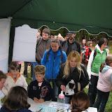 Registrace účastníků v areálu zdraví