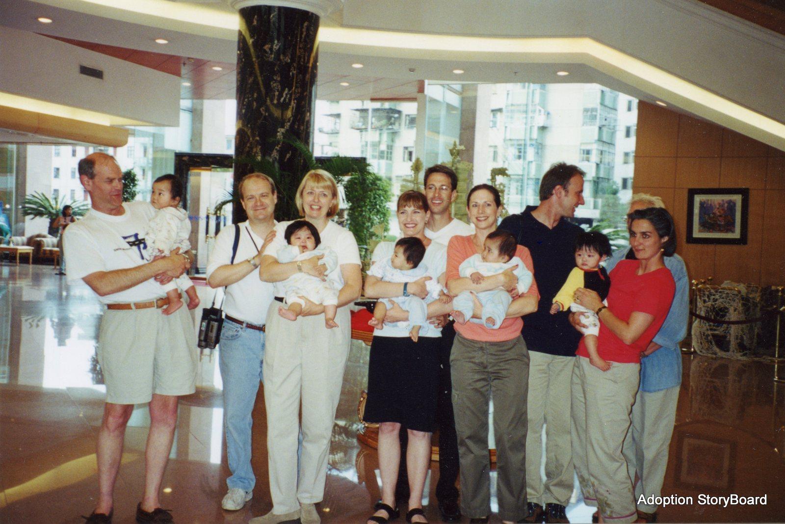 China Group 21