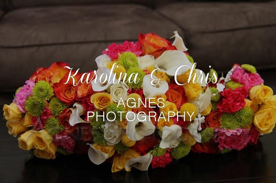 Karolina & Chris by Agnes Photography