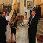 After the breakup of Soviet Union, church marriages are very common