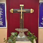 Cruz de Para - the cross brought to Baracoa by Columbus himself in 1492