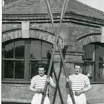 Rowing Club 1957