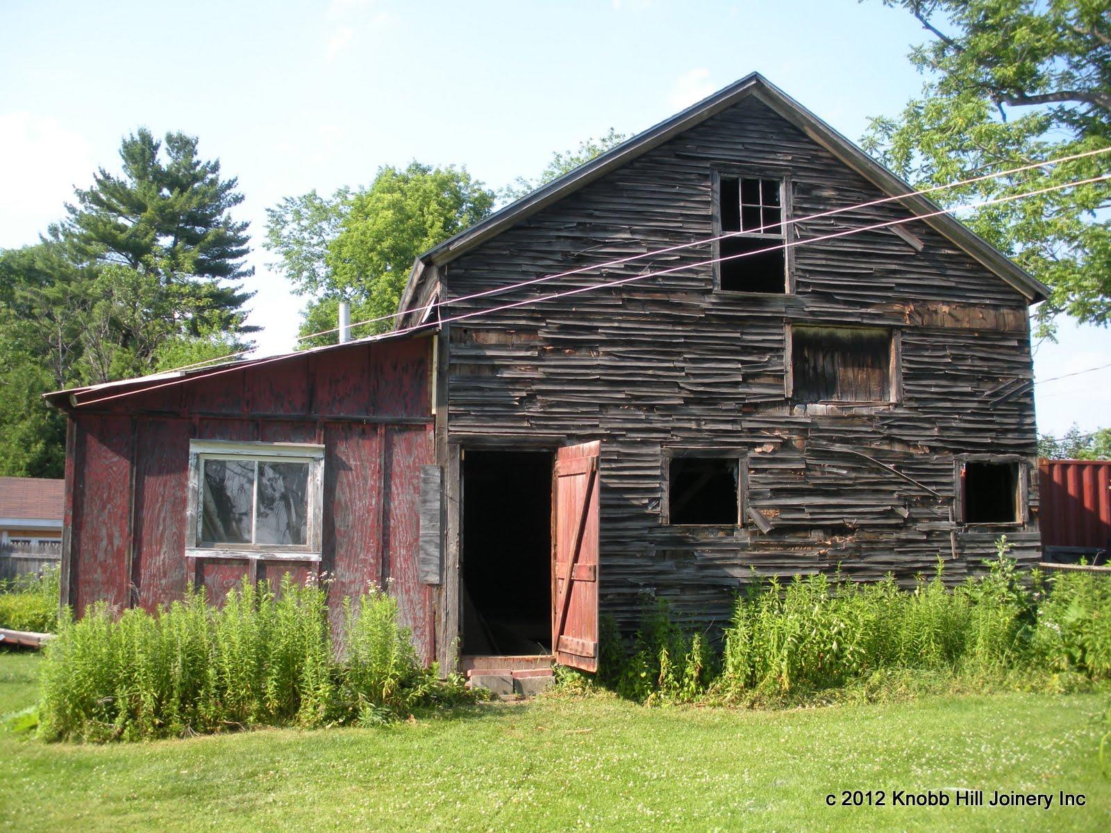 Carriage barn, Shelburne VT