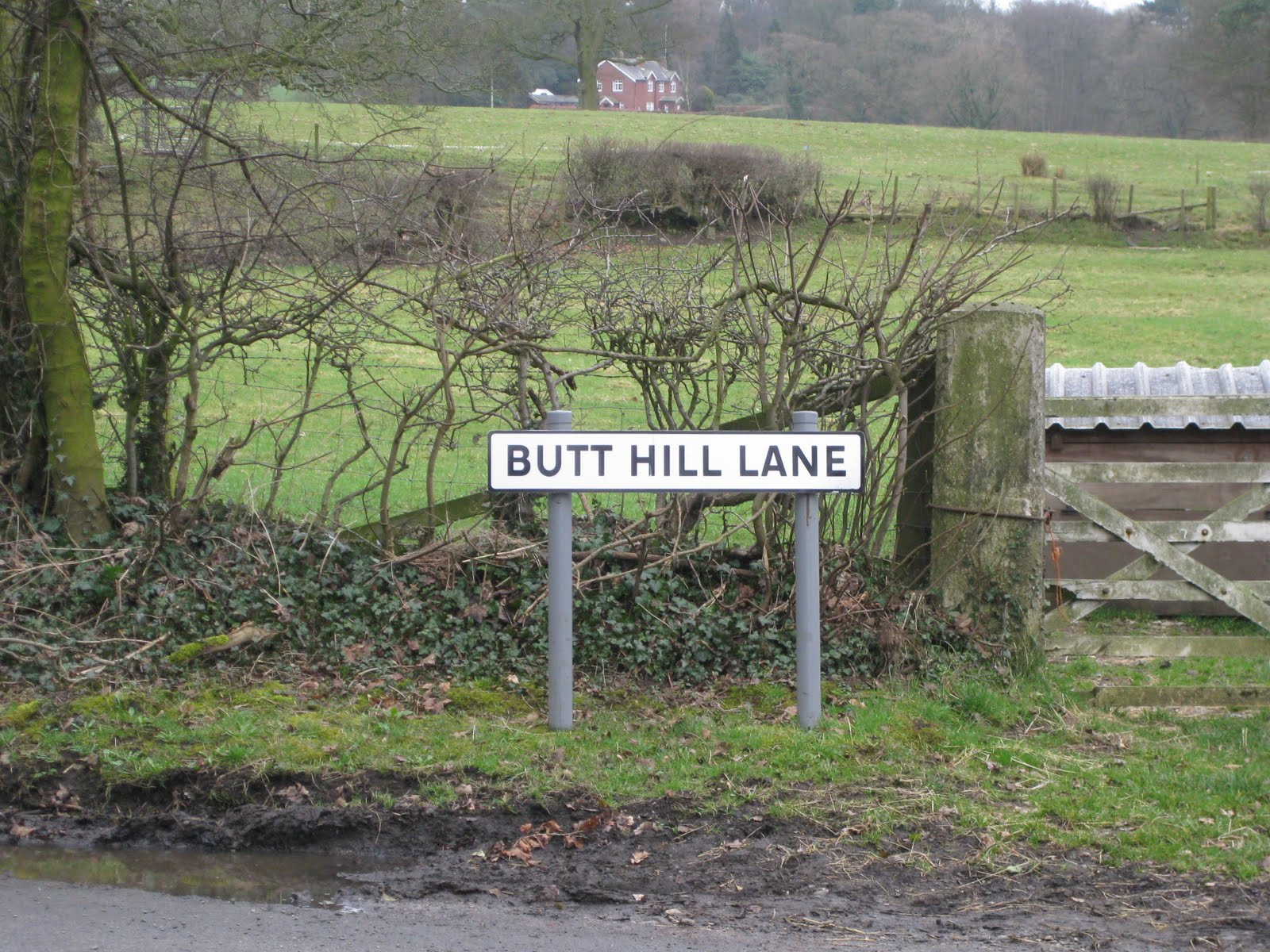 I love the place names