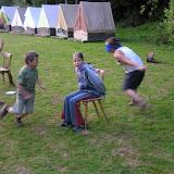 Mladší (1) - hry v táboře