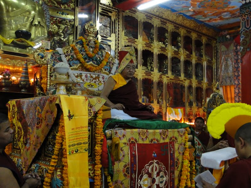 His Holiness the Sakya Trzien